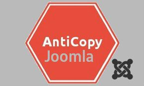 Anticopy Joomla, плагин