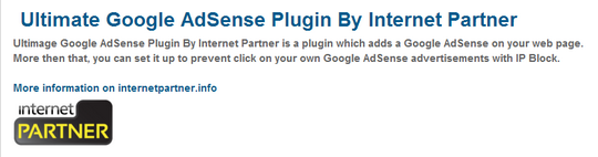 ultimate-google-adsense-plugin