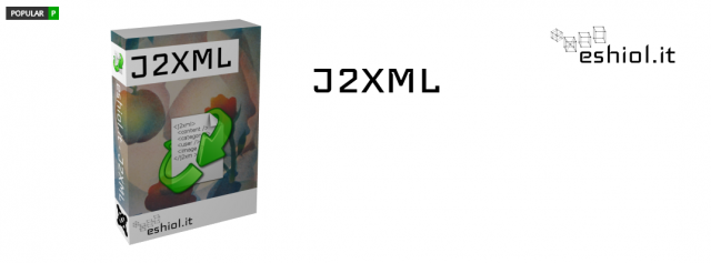 J2XML options