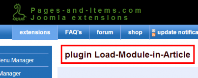Load-Module-in-Article