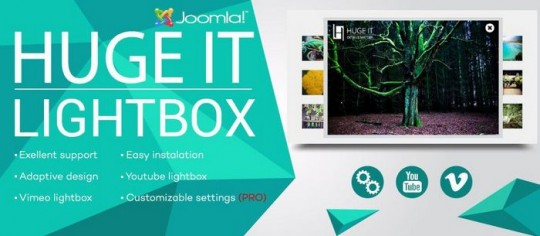 Huge IT Lightbox